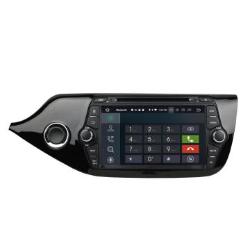 KIA CEED CAR DVD PLAYER